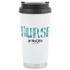 Funny Nursing student Travel Mug