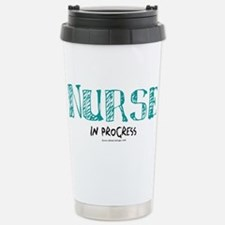 Cute Funny nursing school quotes Travel Mug