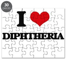 I Love Diphtheria Puzzle