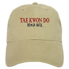 Tae Kwon Do Black Belt 1 Baseball Cap