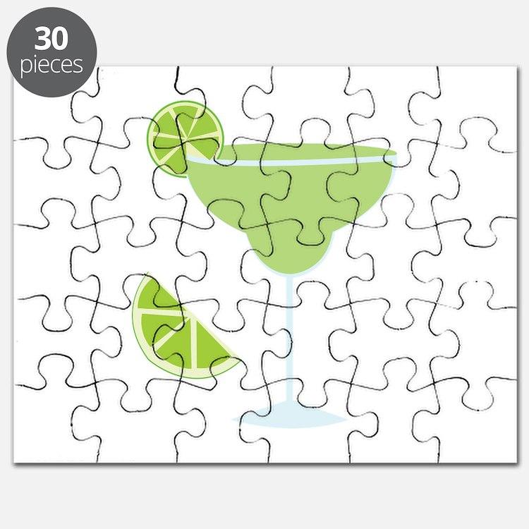 Lime Margarita Puzzle
