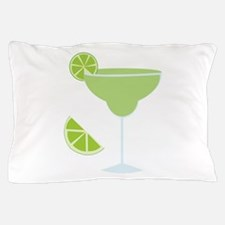 Lime Margarita Pillow Case