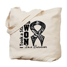 Won Carcinoid Cancer Tote Bag