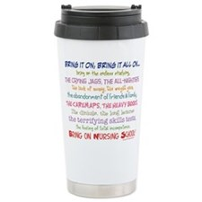 Cool Student nurse Travel Mug