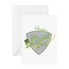 Happy St Patricks Greeting Cards