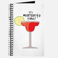 Margarita Time Journal