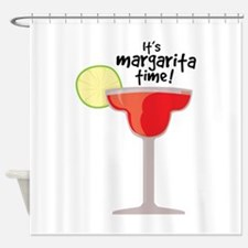 Margarita Time Shower Curtain