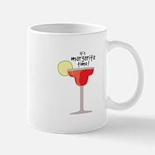 Margarita Time Mugs