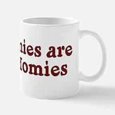 Cute Funny gnome saying Mug