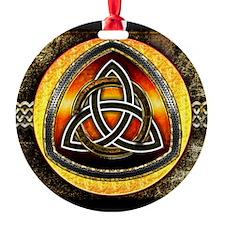 Celtic Shield by Bluesax Ornament