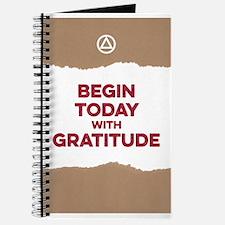 Aa Gratitude Journal