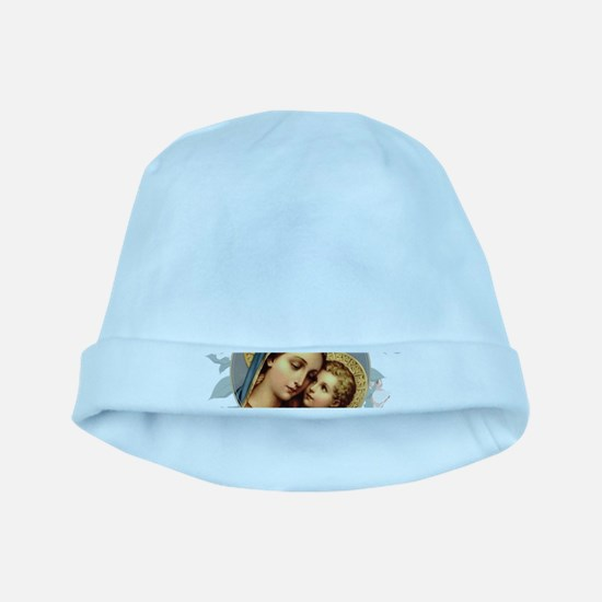 Our Lady of Good Remedy Baby Hat