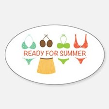 Ready for Summer Decal