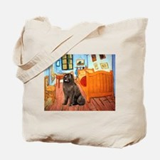 Room & Newfoundland Tote Bag