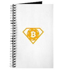 StonefishSays Bitcoin Logo Tee Journal