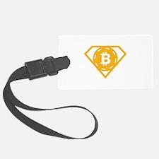 StonefishSays Bitcoin Logo Luggage Tag