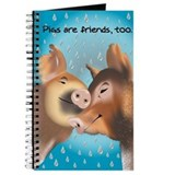 Pigs Journals & Spiral Notebooks