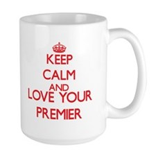 Keep Calm and love your Premier Mugs