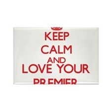 Keep Calm and love your Premier Magnets