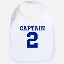CAPTAIN #2 Bib