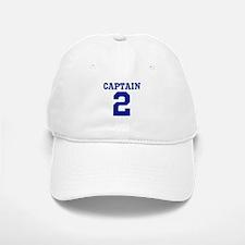 CAPTAIN #2 Baseball Baseball Cap
