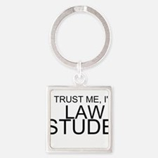 Trust Me, I'm A Law Student Keychains