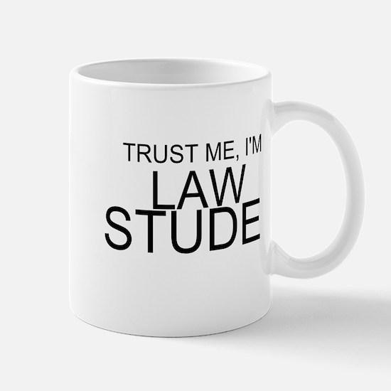 Trust Me, I'm A Law Student Mugs