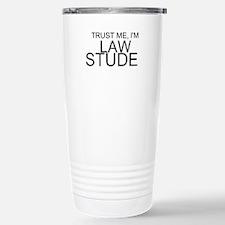 Trust Me, I'm A Law Student Travel Mug