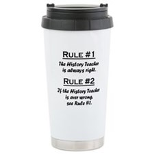 Unique Hotel Travel Mug