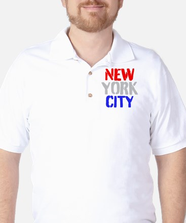 NEW YORK CITY Golf Shirt