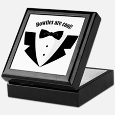 Cool Bowties Keepsake Box