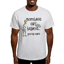 Zombies eat Brains T-Shirt