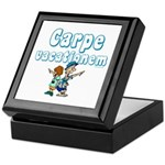 Carpe Vacationem c Keepsake Box
