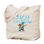Carpe Vacationem c Tote Bag