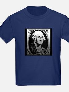 George Washington Kids Color T-Shirt