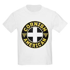 Cornish American Flag Ensign T-Shirt