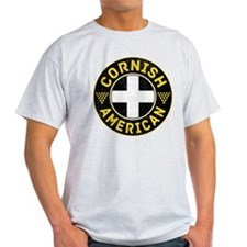 Cornish American Flag Ensign T-Shirt