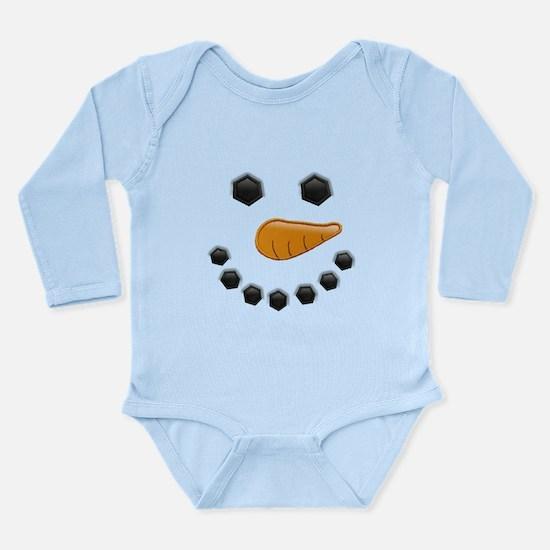Snowman Body Suit