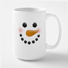 Snow Woman Mugs