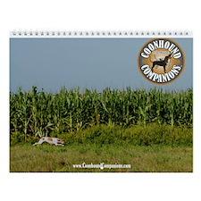 2015 Coonhound Companions Wall Calendar