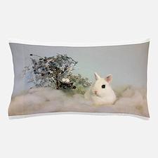 Hotot in Snow Pillow Case