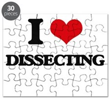 I Love Dissecting Puzzle