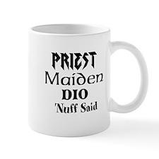 The Holy Trinity of Metal Mug