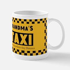 Grandma Taxi Mugs