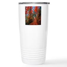 Autumn Flames Trail Travel Mug