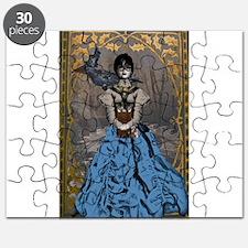 Steam punk raven Puzzle