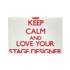 Keep Calm and love your Stage Designer Magnets