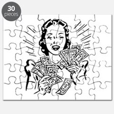 Rich girl Puzzle