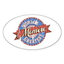 Memere Decal
