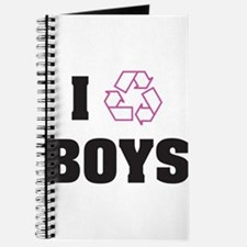 Recycle Boys Journal